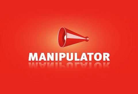 Логотип Manipulator