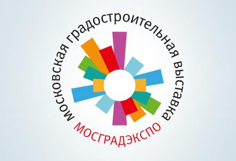 Логотип Мосградэкспо